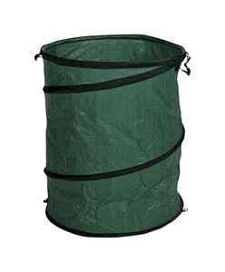 Gladiator 39 Gal Pop Up Yard Bag Flat Top 1 Pk