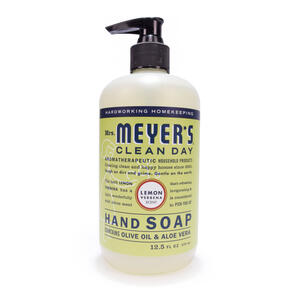 Mrs. Meyer's  Clean Day  Organic Lemon Verbena Scent Liquid Hand Soap  12.5 oz.