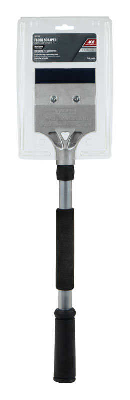 Ace  4 in. W Steel  Heavy-Duty  Floor Scraper