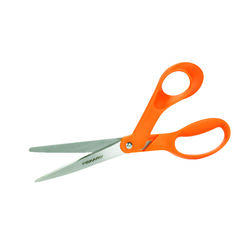 Fiskars  4 in. L Stainless Steel  Scissors  1 pc.