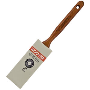 Wooster  Super/Pro  2 in. W Flat  Paint Brush