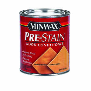 Minwax  Oil-Based  Pre-Stain Wood Conditioner  1 qt.