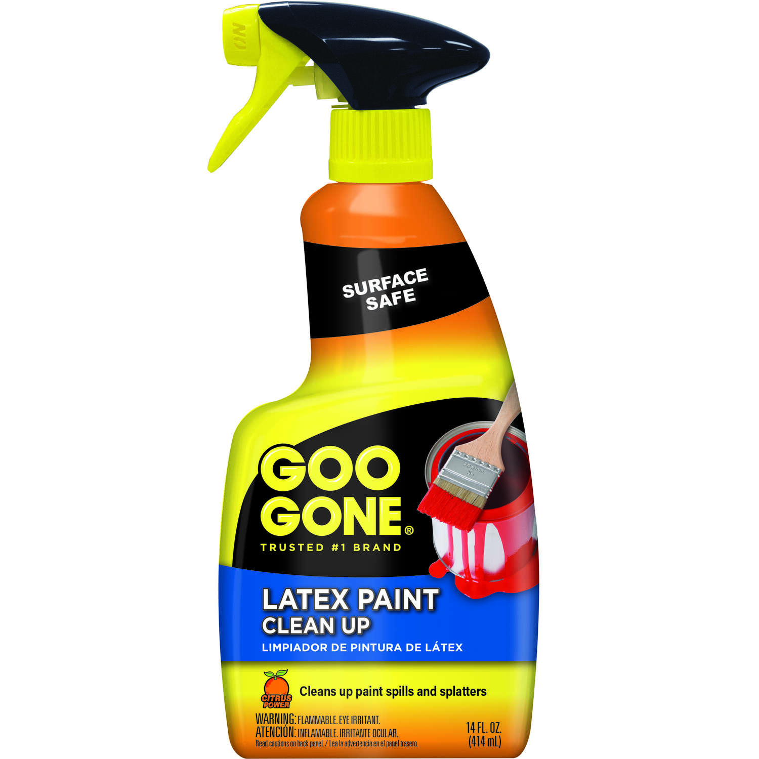 Goo Gone  Latex Paint Remover  14 oz.