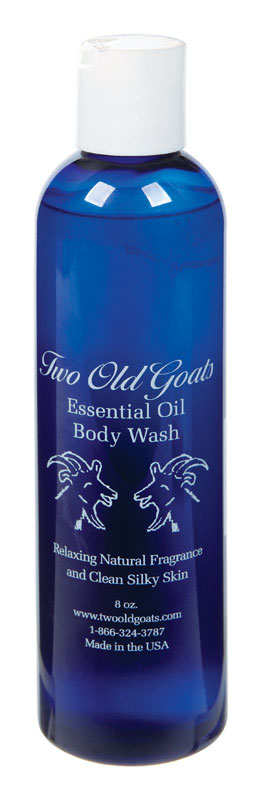 Two Old Goats  Body Wash  8 oz. 1 pk