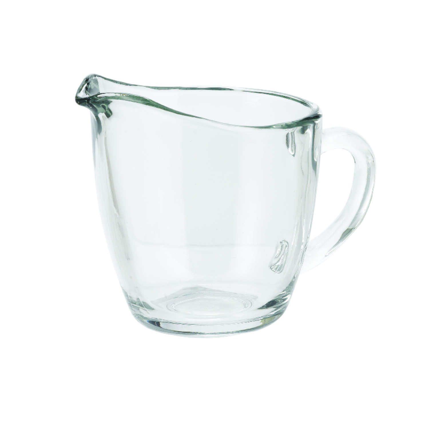 Anchor Hocking  Clear  Glass  Creamer  1 pk