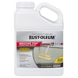Rust-Oleum  Clear  Water-Based  Moisture Stop Fortifying Sealer  1 gal.