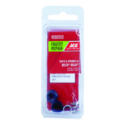 Ace  For Delta 1/2 in.-24  Plastic  Seat and Spring Repair Kit