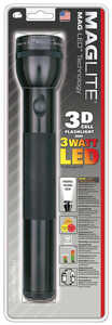 Maglite  168 lumens Black  LED  Flashlight  D