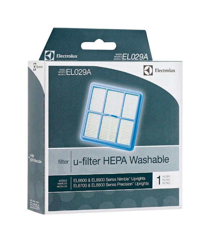 Electrolux  U-Filter  Vacuum Filter  For attaches to vacuum 1 pk