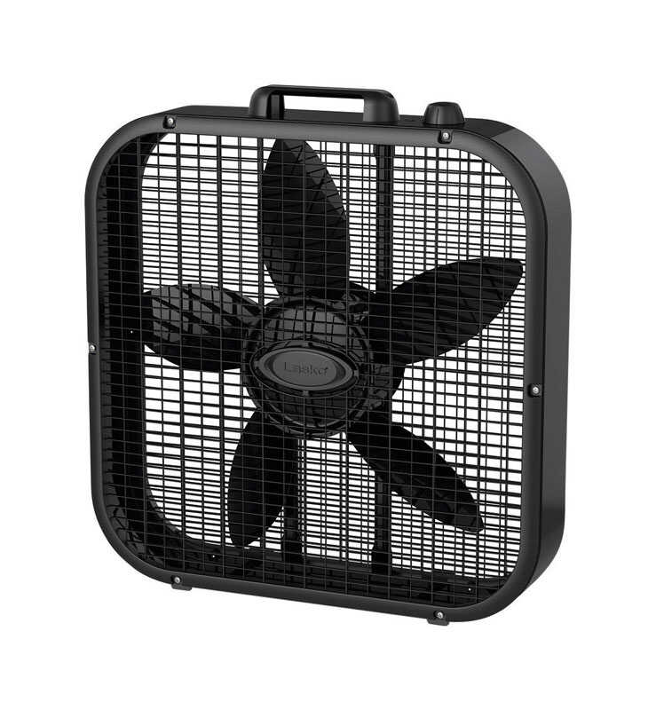 Lasko  3 speed Electric  Box Fan