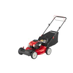 Troy-Bilt  TB200  21 in. 140 cc Gas  Self-Propelled  Lawn Mower