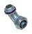 Sigma Electric ProConnex 1/2 in. Dia. Die-Cast Zinc 90 Degree Connector For Liquid Tight 1 pk