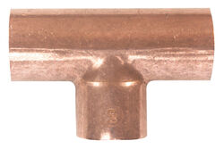 Mueller Streamline 1 in. Copper x 1 in. Dia. Sweat Copper Tee