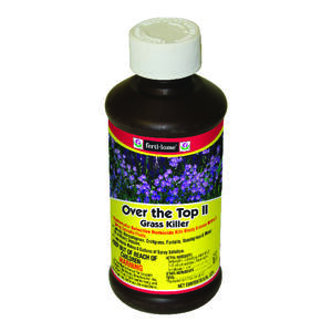 Ferti-Lome  Over the Top II  Grass Killer  Concentrate  8 oz.