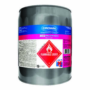 Crown  Methyl Ethyl Ketone  Paint Thinner  5 gal.