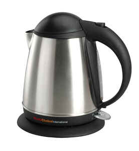 ChefsChoice  Gray  Stainless Steel  Electric Tea Kettle  1.75 qt. L