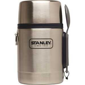 Stanley  4 pk Silver  Vacuum Food Container  18 oz.