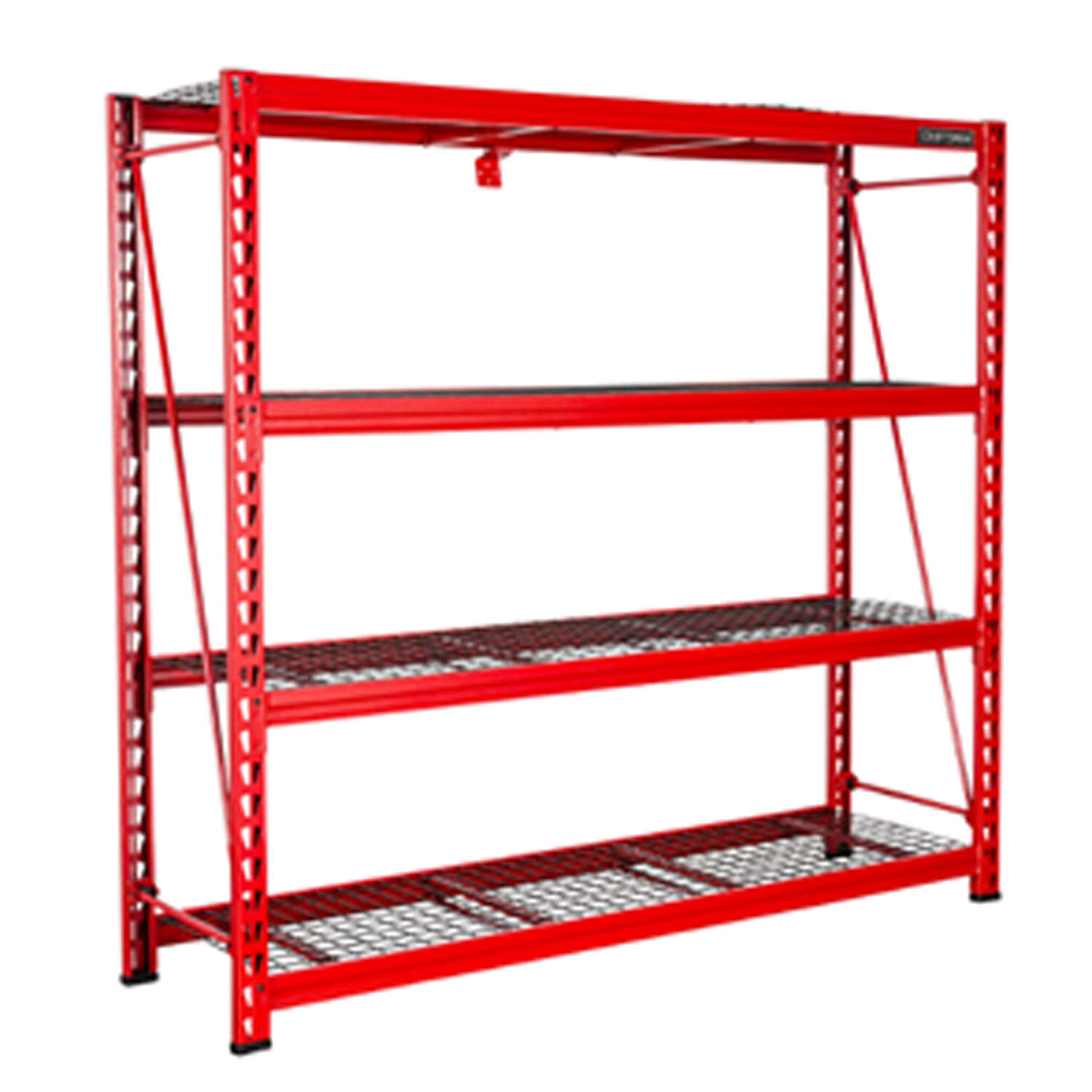 Craftsman  72 in. H x 77 in. W x 22 in. D Metal  Shelving Unit