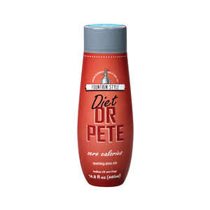 Sodastream  Diet Dr Pete  Soda Mix  14.8 oz. 1 pk