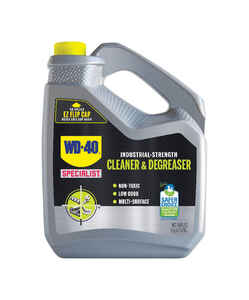 WD-40  Specialist  No Scent Cleaner and Degreaser  1 gal. Liquid