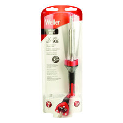 Weller Corded Soldering Iron Kit 80 watt Orange 1 pk