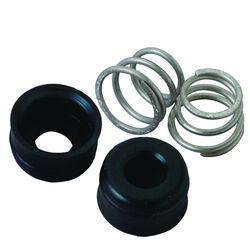 BrassCraft Rubber/Stainless Steel Faucet Seats and Springs