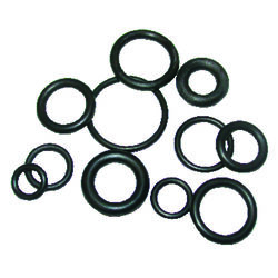 Ace  .1 in. Dia. Rubber  O-Ring Assortment  11