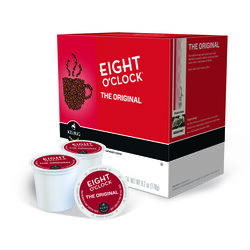 Keurig  Eight O'Clock  Original Medium Roast  Coffee K-Cups  18 pk