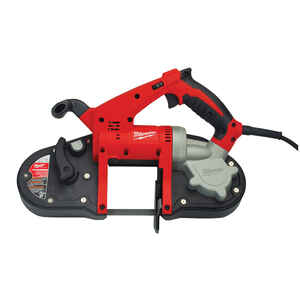 Milwaukee  35-3/8 in. Corded  Compact Band Saw  7 amps 360  120 volt