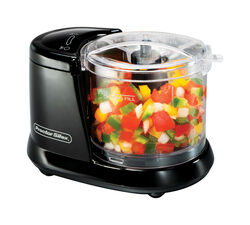 Proctor Silex Matte Black 1.5 cup Food Chopper 80 watt