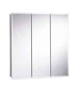 Zenith  26-3/4 in. H x 31-3/4 in. W x 4-1/2 in. D Rectangle  Medicine Cabinet