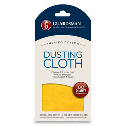 Guardsman Cotton Cleaning Cloth 14 in. W 1 pk