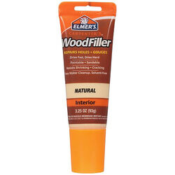 Elmer's Carpenter's Natural Wood Filler 3.25 oz.