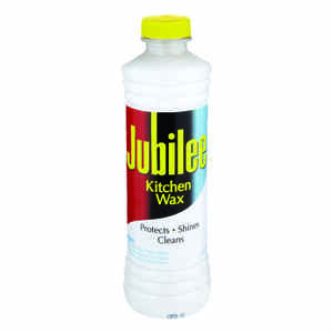 Jubilee  Clean Scent Kitchen Wax  15 oz. Liquid