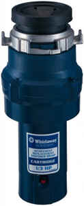 Whirlaway  Garbage Disposal with Power Cord