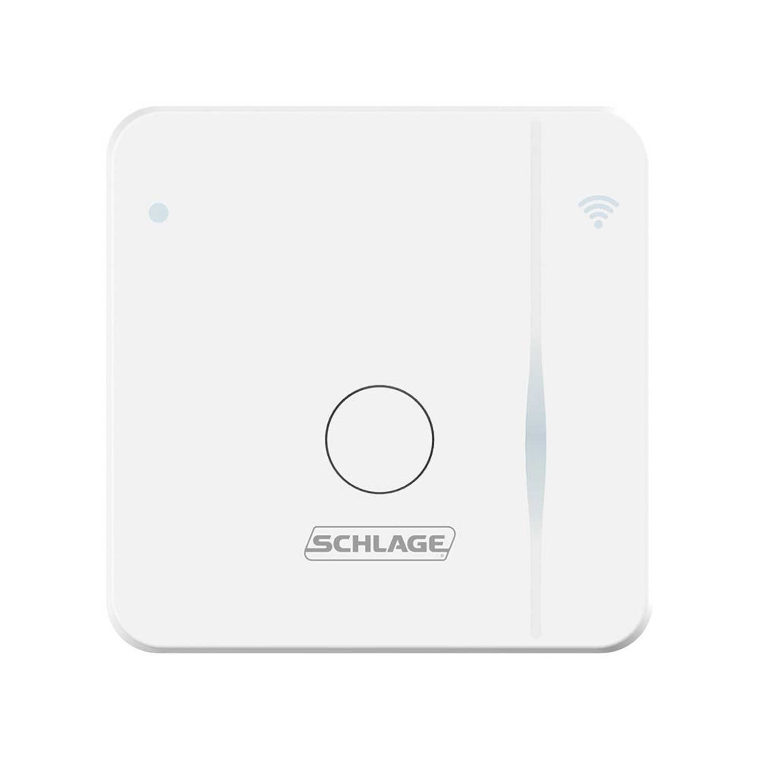 Schlage  Sense  Plastic  WiFi Adapter  1 each