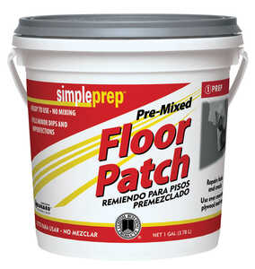 Custom Building Products  SimplePrep  Ready to Use Gray  Patch  1 gal.