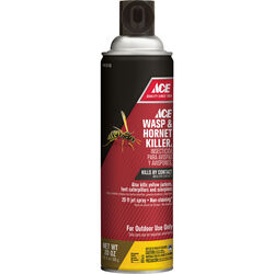 Ace  Liquid  Wasp and Hornet Killer  20 oz.
