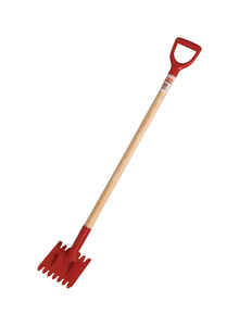 Roofers World  Red Ripper  Carbon Steel  7 in. W x 46 in. L Shingle Remover