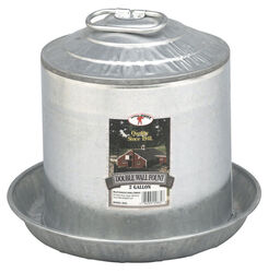 Little Giant  2 gal. Fount  For Poultry
