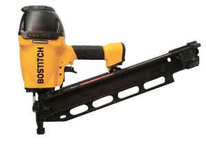 Stanley Bostitch  Pneumatic  Nailer  Kit