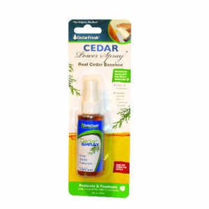 Household Essentials  Natural Cedar Scent Odor Eliminator  2 oz. Liquid