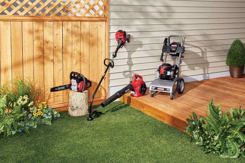 Craftsman  Briggs & Stratton  2200 psi Gasoline  1.9 gpm Pressure Washer