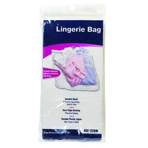 Homz  Duramesh Nylon  White  Laundry Bag