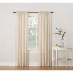 No. 918  Reno  Beige  Curtains  102 in. W x 84 in. L