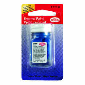 Testors  Dark Blue  Hobby Paint