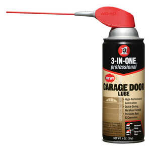 WD-40  3-in-One  Aluminum  Garage Door Lubricant