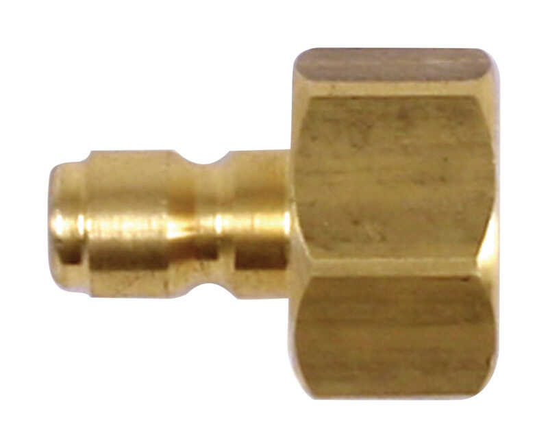 Forney  5800 psi Quick Connect Plug Coupling