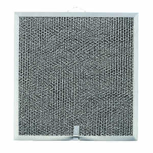 Broan  11-1/4 in. W Silver  Range Hood Filter