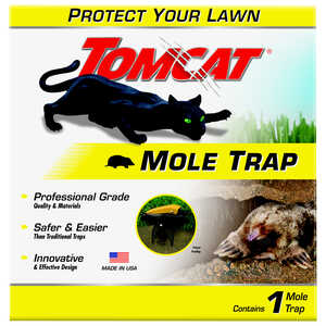 Tomcat  Medium  Snap  Animal Trap  For Moles
